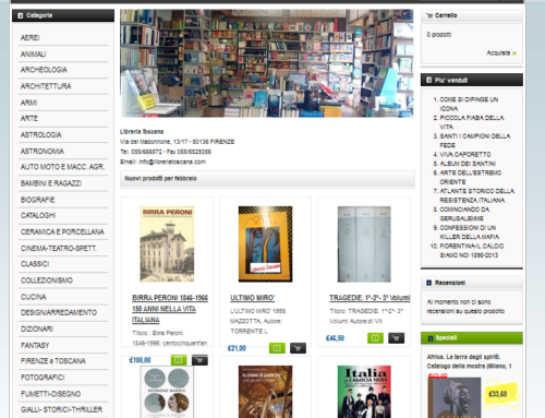 Libreria Toscana
